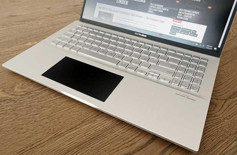 Asus VivoBook S15 ScreenPad