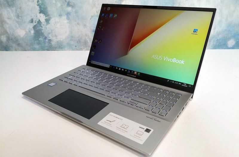 Asus VivoBook S15 обзор