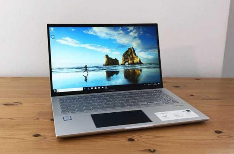 Asus VivoBook S15 дисплей