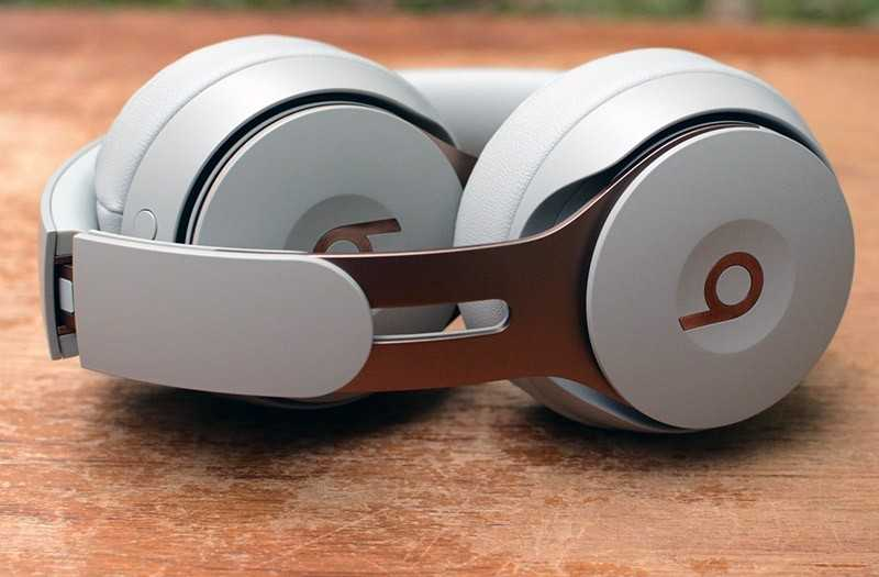Beats Solo Pro подавление шумов