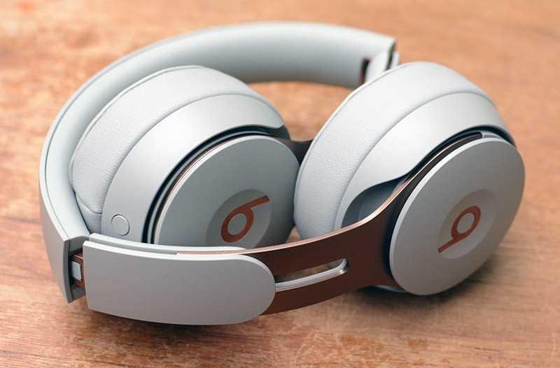 Beats Solo Pro дизайн