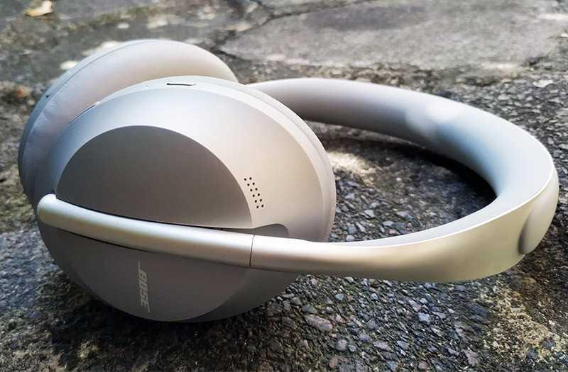 Bose Noise Cancelling Headphones 700: лучшие беспроводные наушники для звонков