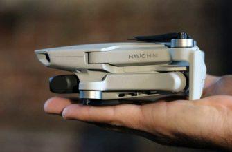 Обзор DJI Mavic Mini маленького квадрокоптера — Отзывы TehnObzor