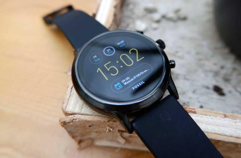 Обзор Fossil Gen 5: стильные умные часы на Wear OS — Отзывы TehnObzor