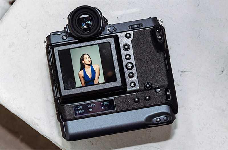 Fujifilm GFX 100 съёмка