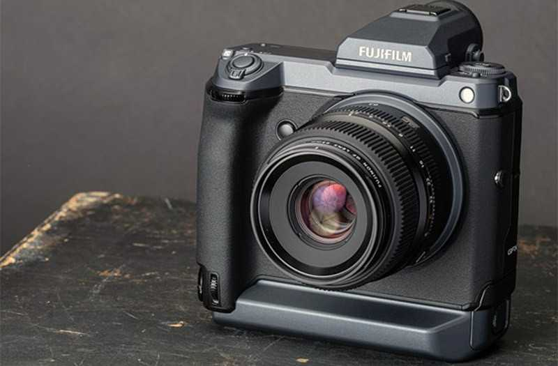 Характеристики Fujifilm GFX 100
