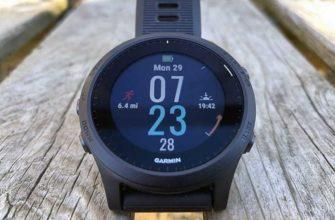 Обзор Garmin Forerunner 945: часы с музыкой и GPS — Отзывы TehnObzor