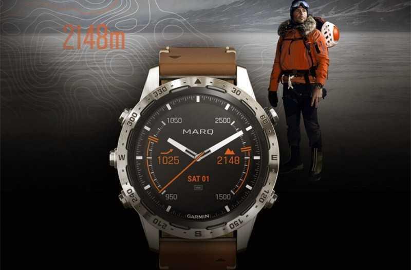 Обзор Garmin Marq Adventurer: часы исследователей — Отзывы TehnObzor
