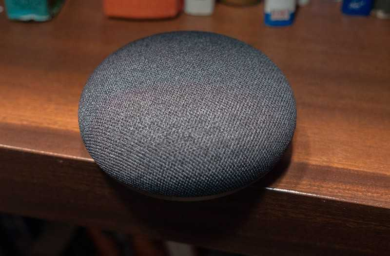 Обзор Google Nest Mini