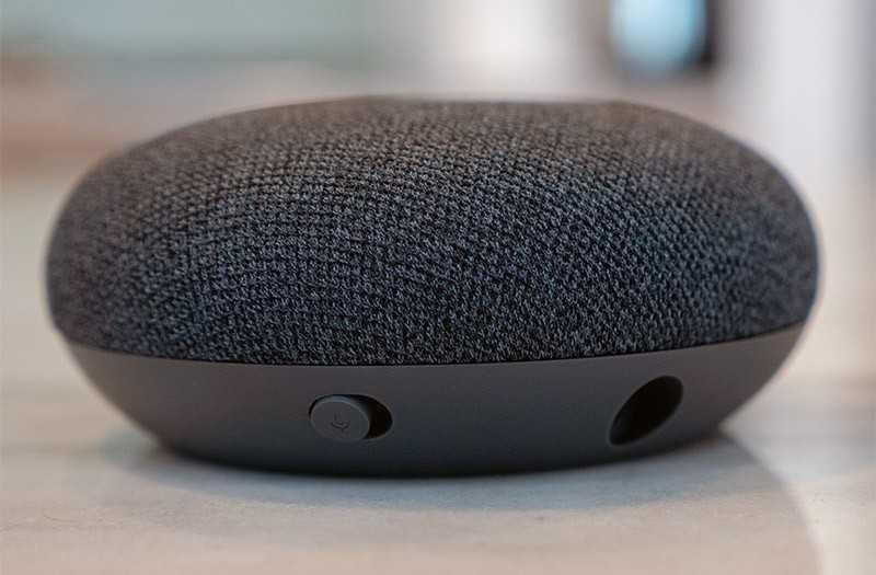 Что такое Google Nest Mini?
