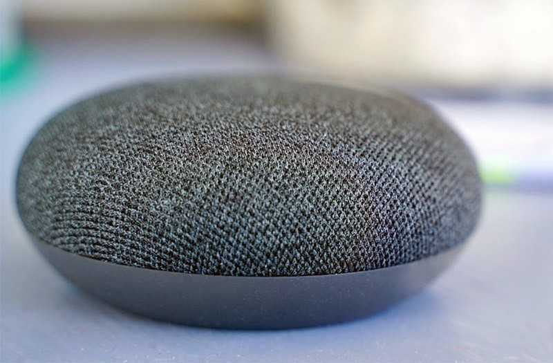 Google Nest Mini на практике