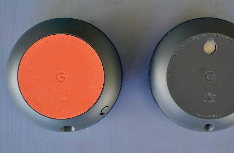 Google Nest Mini сравнение