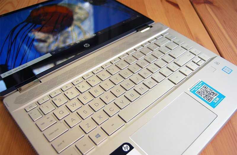Ноутбук-трансформер HP Pavilion x360 14 (2019)