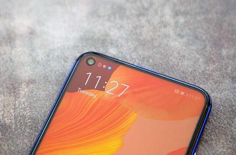 Huawei Nova 5t глазок камеры