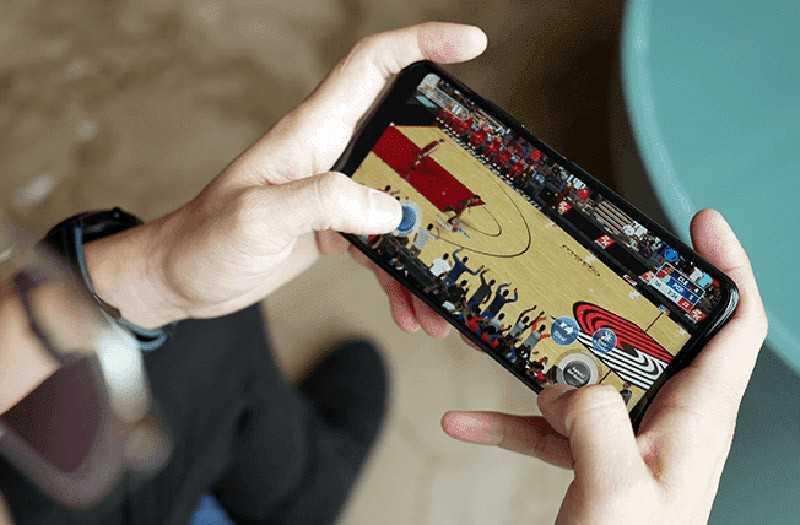 Huawei Nova 5t игровой режим