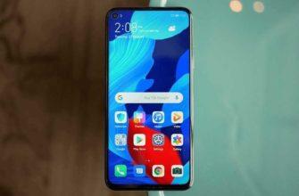 Обзор Huawei Nova 5t: современного смартфона — Отзывы TehnObzor