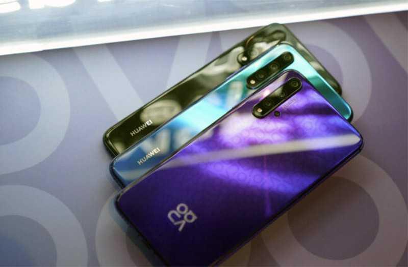Huawei Nova 5t обзор