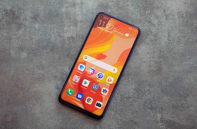 Huawei Nova 5t экран