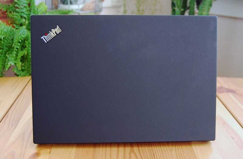 Обзор Lenovo ThinkPad T490