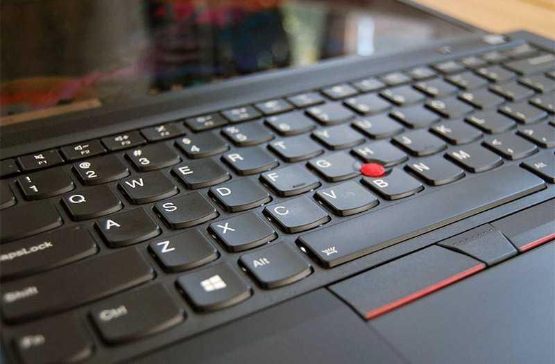Lenovo ThinkPad T490 клавиатура