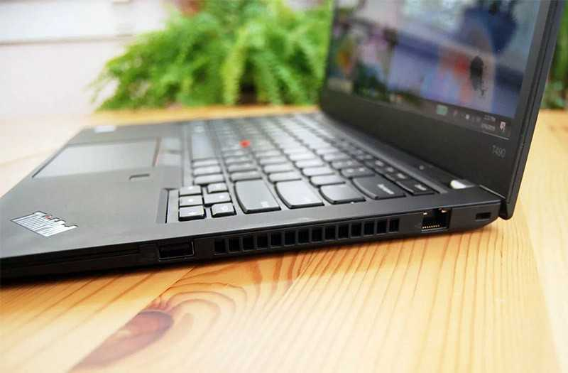 Lenovo ThinkPad T490 автономность