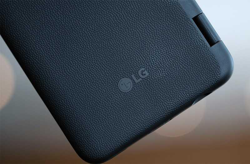 LG G8X ThinQ складной смартфон