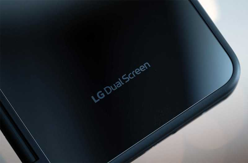 LG G8X ThinQ второй экран