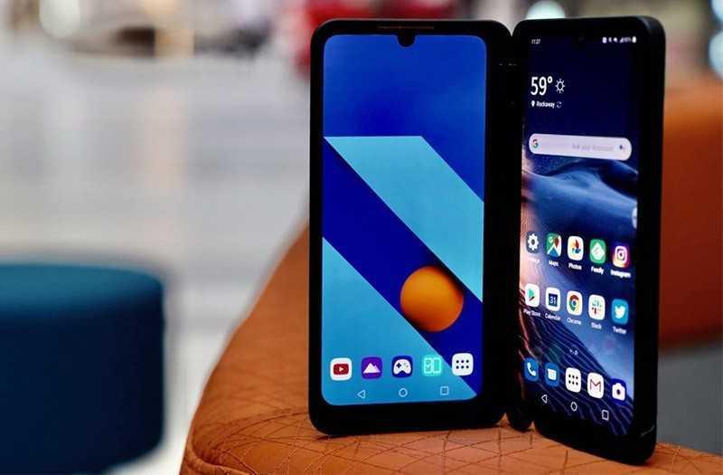 LG G8X ThinQ отзывы
