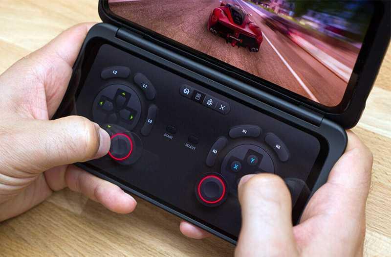 LG G8X ThinQ обзор