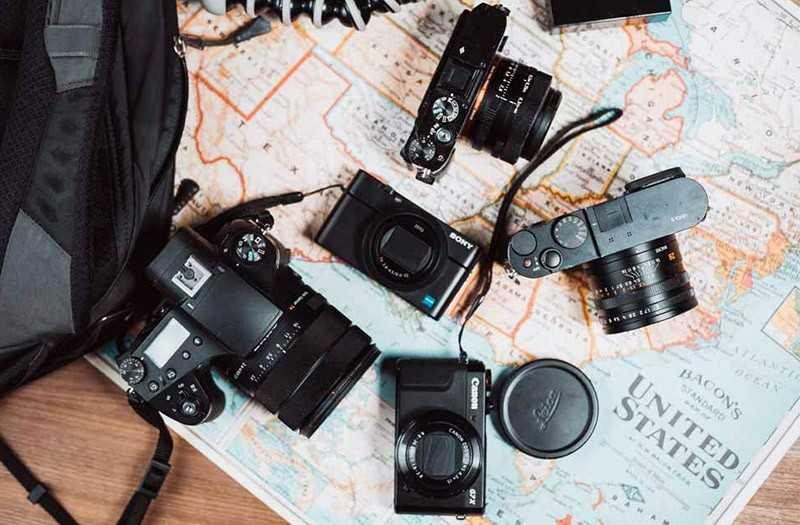 Лучшие цифровые фотоаппараты 2019 года