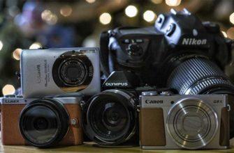 Лучшие цифровые фотоаппараты 2019 года — Подборка от TehnObzor