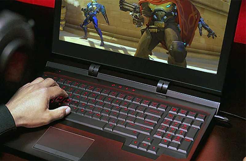 Топ-лучших игровых ноутбуков