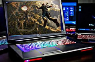 Лучшие игровые ноутбуки 2019 года — Подборка TehnObzor