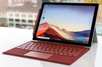 Обзор Microsoft Surface Pro 7: планшетный ноутбук с изменениями — Отзывы TehnObzor