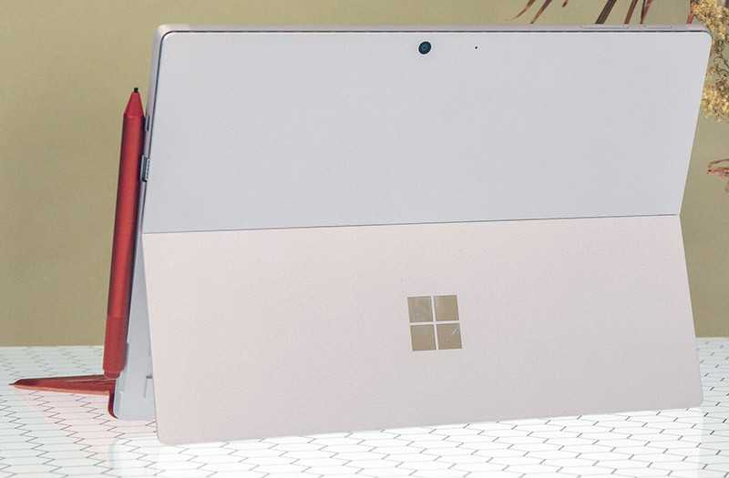 Microsoft Surface Pro 7 дизайн