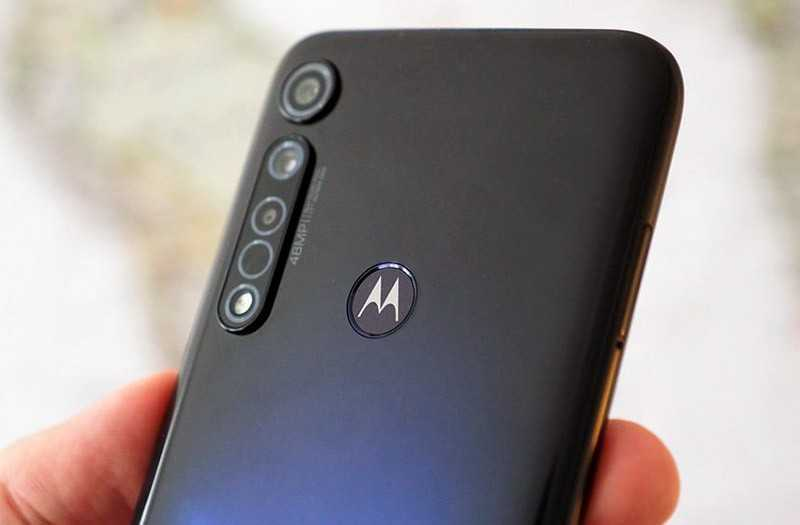 Moto G8 Plus камера