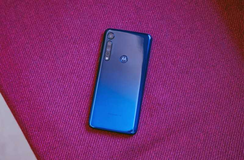 Motorola One Macro автономность