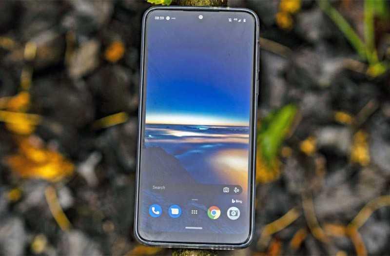 Motorola One Macro ОС
