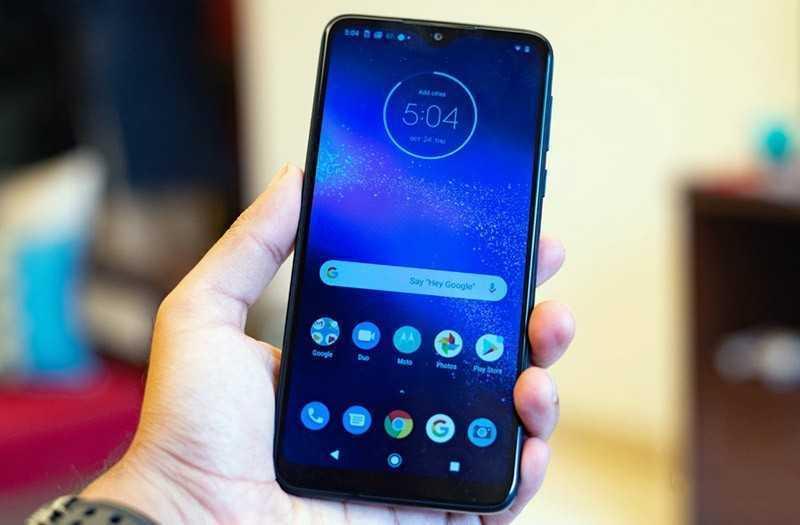 Обзор Motorola One Macro: смартфон с макрокамерой — Отзывы TehnObzor
