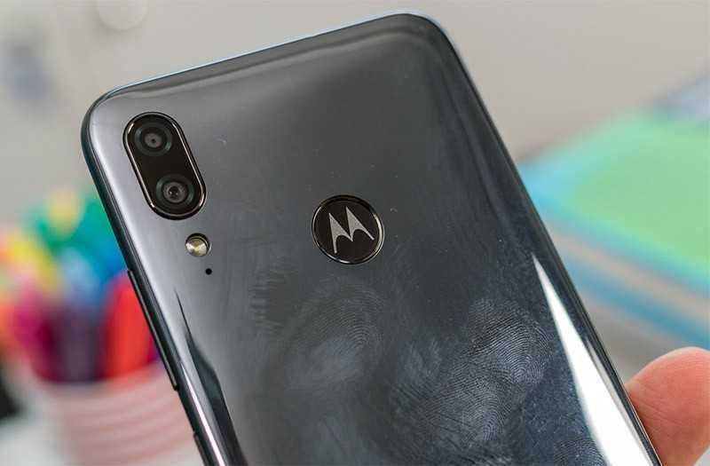 Motorola E6 Plus камеры