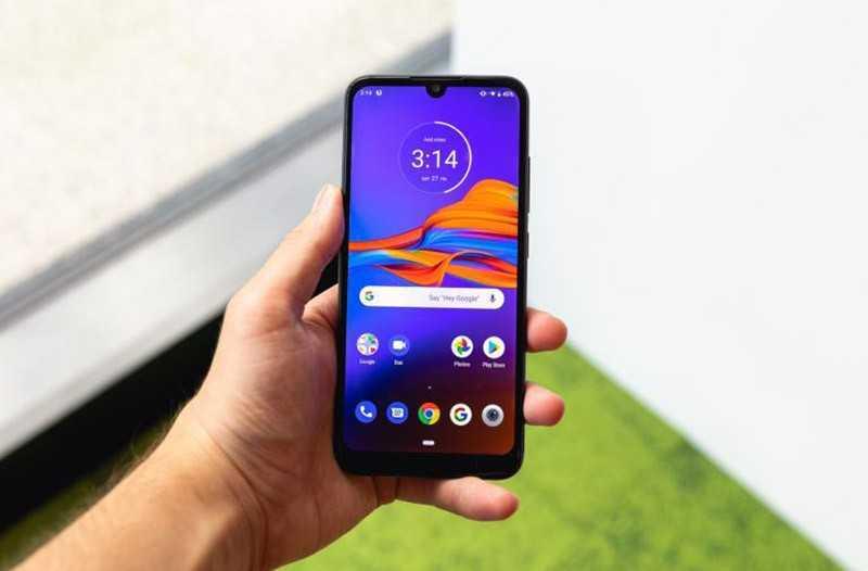 Тест Motorola E6 Plus