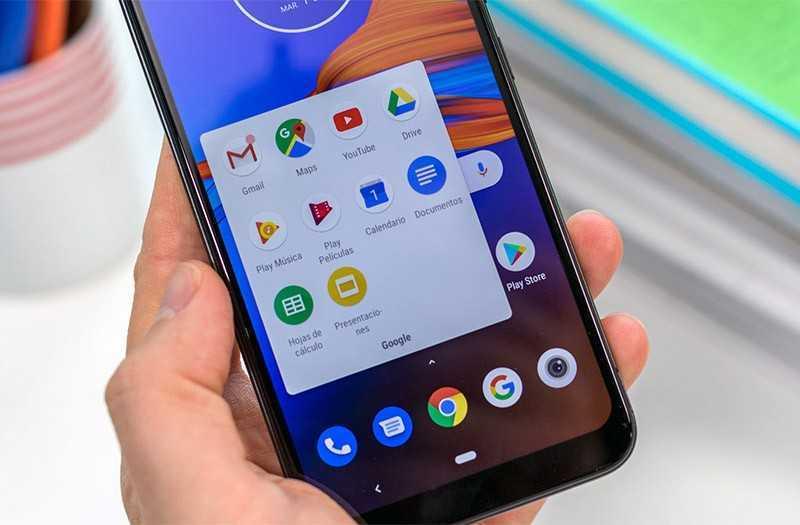 Motorola E6 Plus производительность