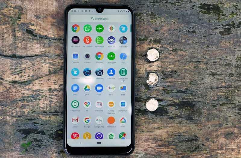 Motorola E6 Plus ОС