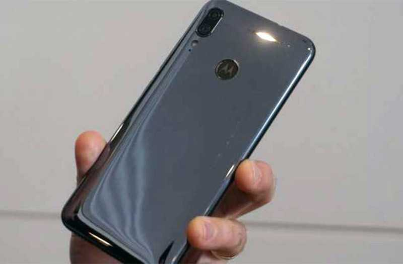 Смартфон Motorola E6 Plus
