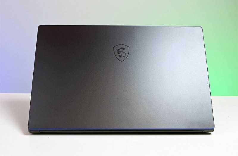 Обзор MSI PS63 Modern 8RC