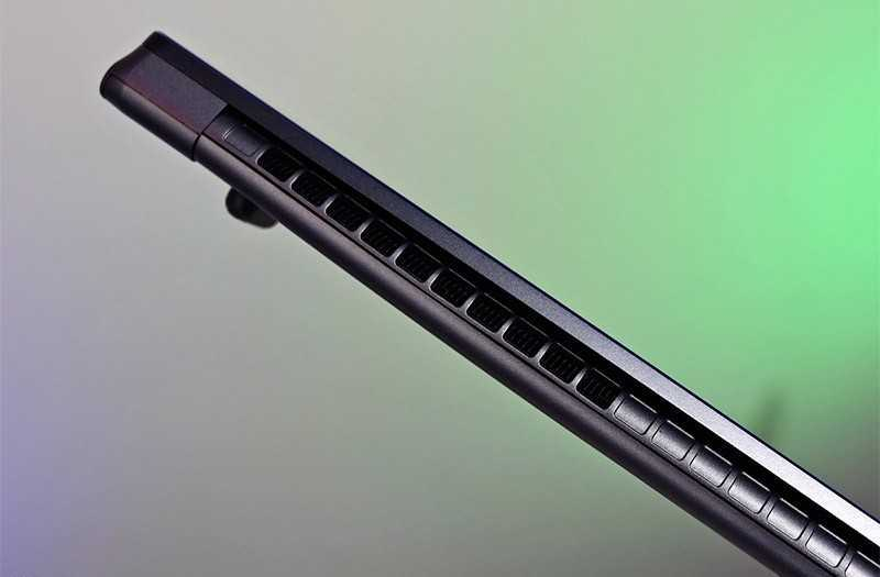 MSI PS63 Modern 8RC система охлаждения