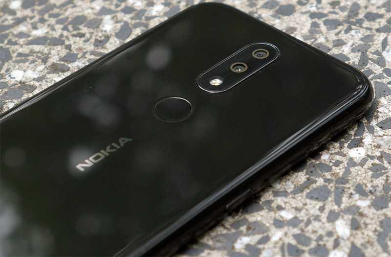 Камера Nokia 4.2