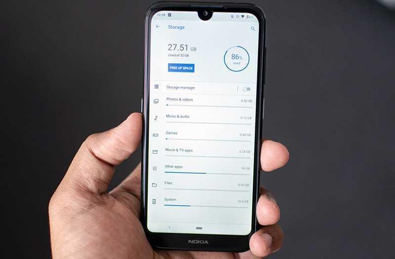 Характеристики Nokia 4.2