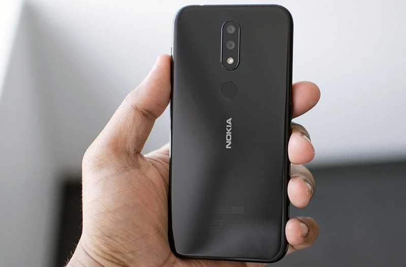 Nokia 4.2 дизайн