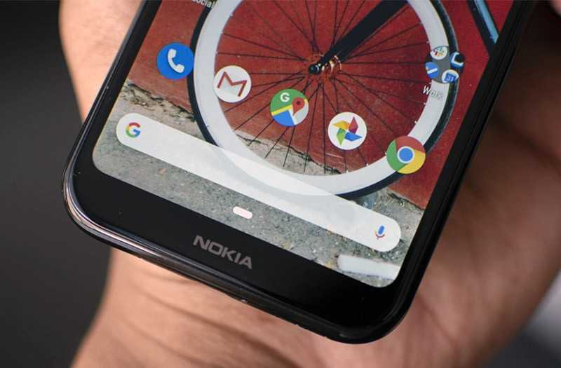Nokia 4.2 дисплей